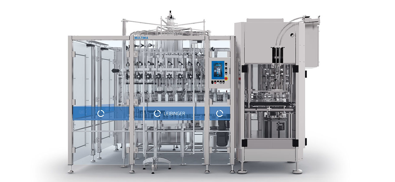 Can filling machine for beer and other carbonated products