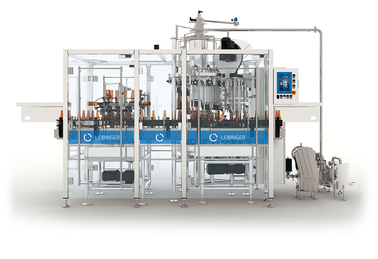 Leibinger MULTIMA L bottling machine