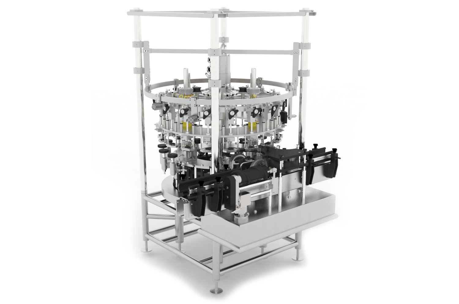 Leibinger COMBISTAR bottling machine for non-carbonized beverages e.g. wine