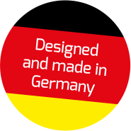 Designed and Made in Germany