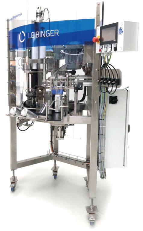 Canvasa Canfilling Machine - Designed and made in Germany